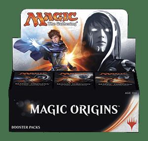 Magic Origins Booster Display