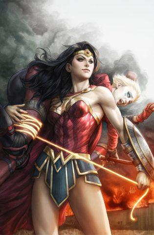 Justice League Suicide Squad #1 Virgin Color Variant Legacy Edition Exclusive