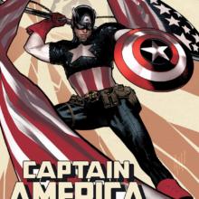 Captain America #1 (2018)