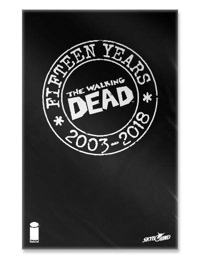 Walking Dead 15th Anniversary #171 Jen Bartel Blind Bag Virgin Color Variant