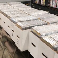 CGC Signature Series Collection Inventory List