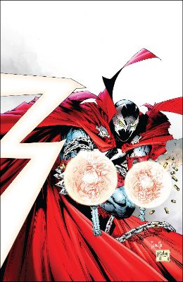 Scott Campbell variant Image Comics SPAWN #301 first printing J