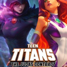 Tales From the Dark Multiverse the Judas Contract #1