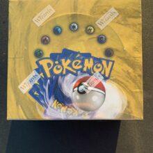 Pokemon Vintage Booster Packs